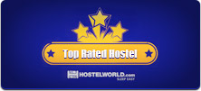 Top Rated Hostel, Hostel World